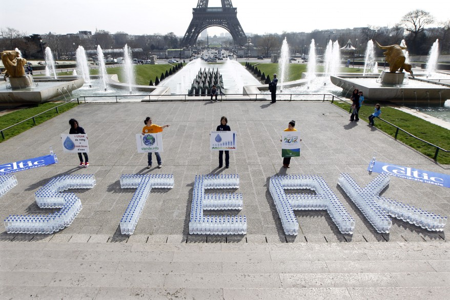 """France World Water Day"""