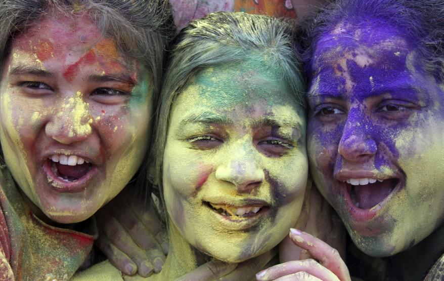 """""""India Holi Festival"""""""