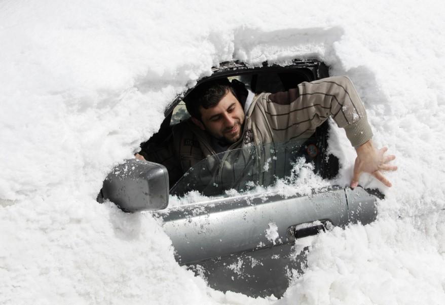 """Lebanon Snow"""