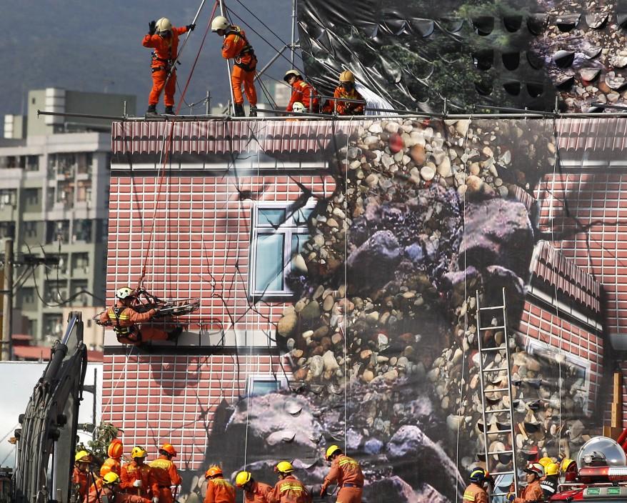 """""""Taiwan Disaster Drill"""""""
