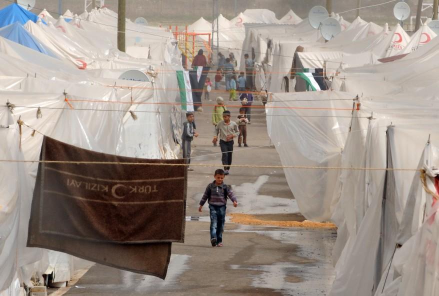 """Turkey Syria Refugees"""