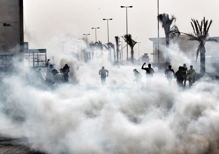 Bahrain Politics Unrest
