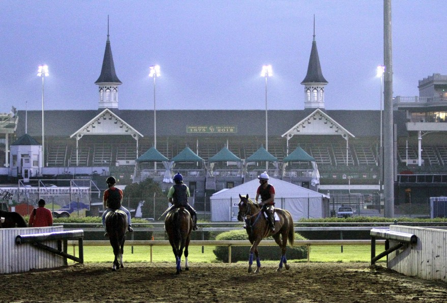 Horses Kentucky Derby