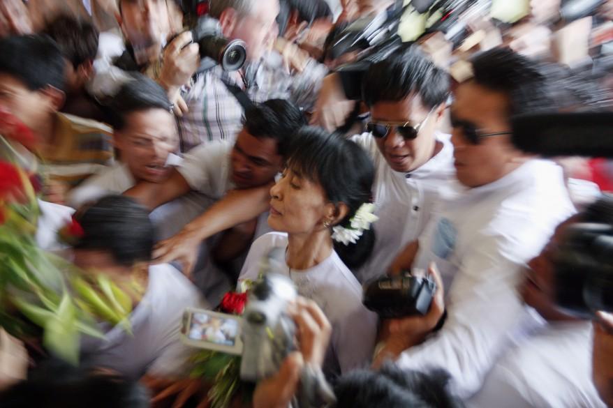 Burma Suu Kyi