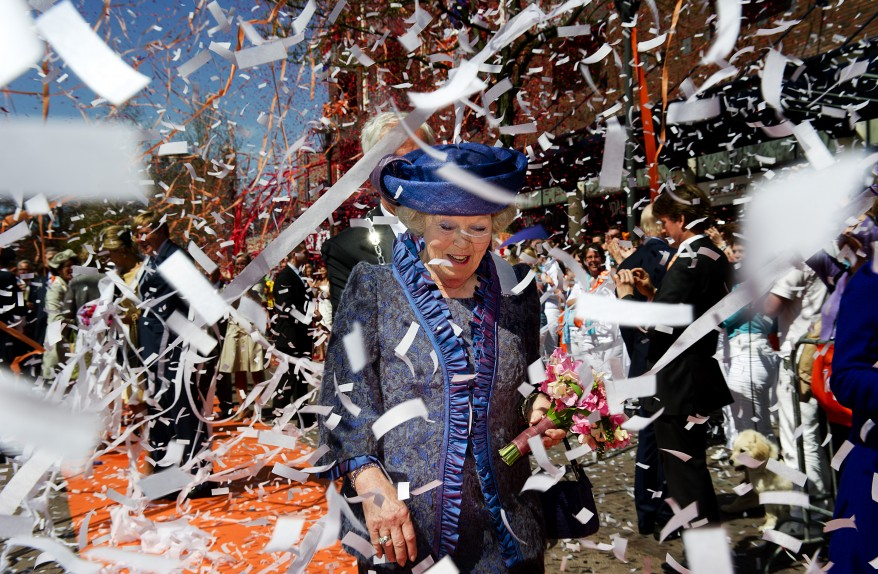 Netherlands Queen Day