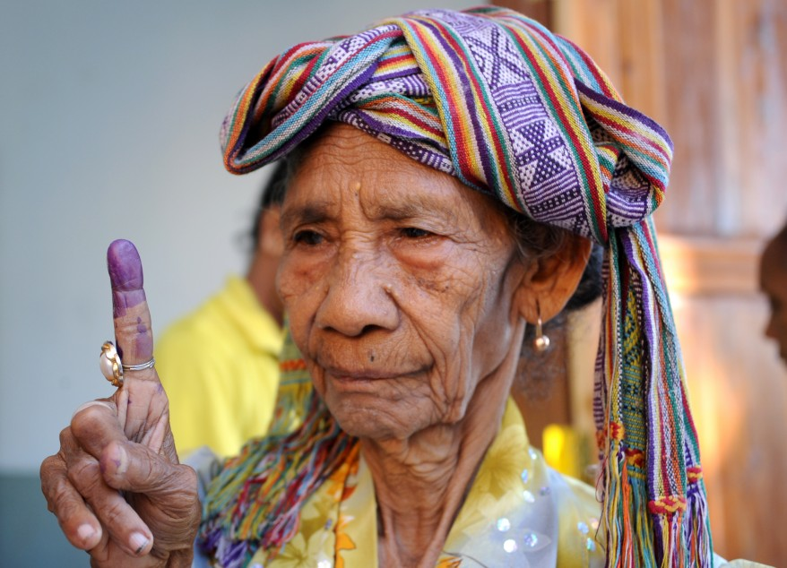 East Timor Vote