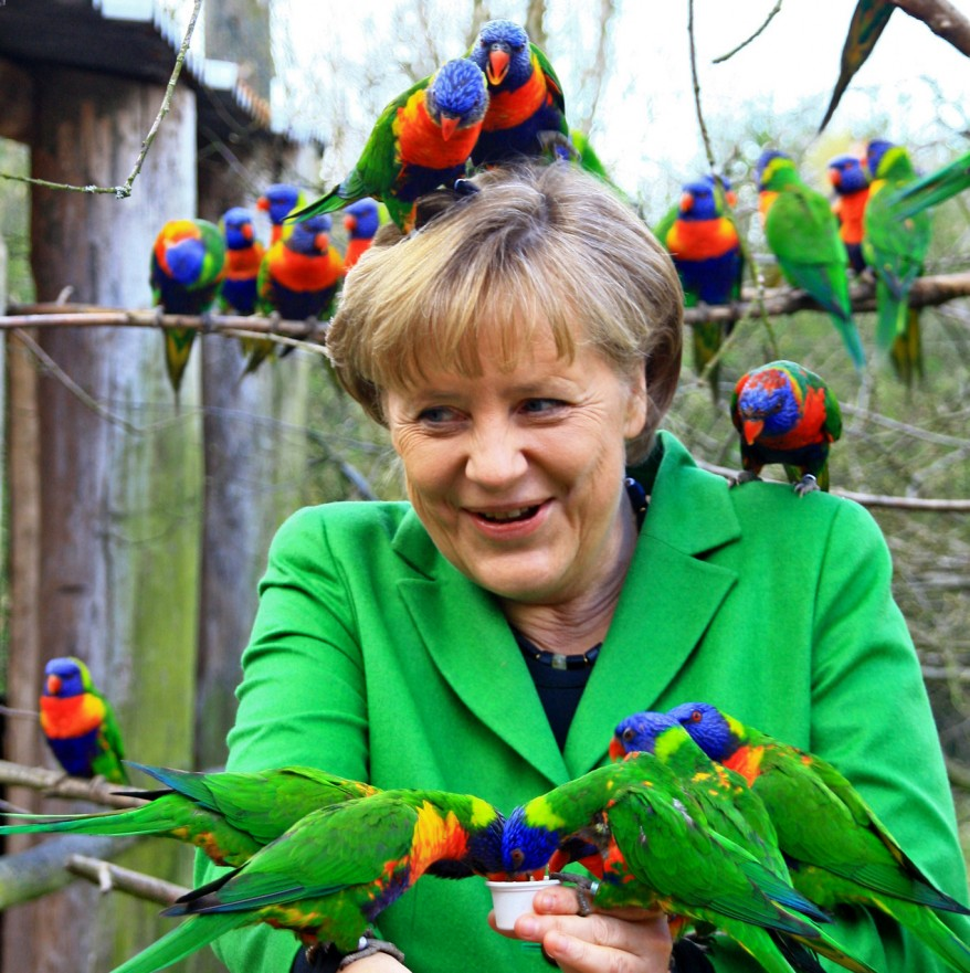 """Germany Merkel"""