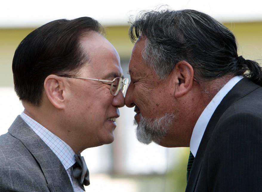 """""""New Zealand Hong Kong Diplomacy"""""""