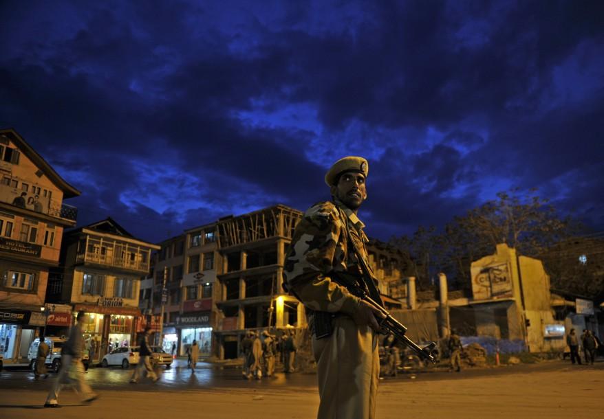 """India Kashmir"""
