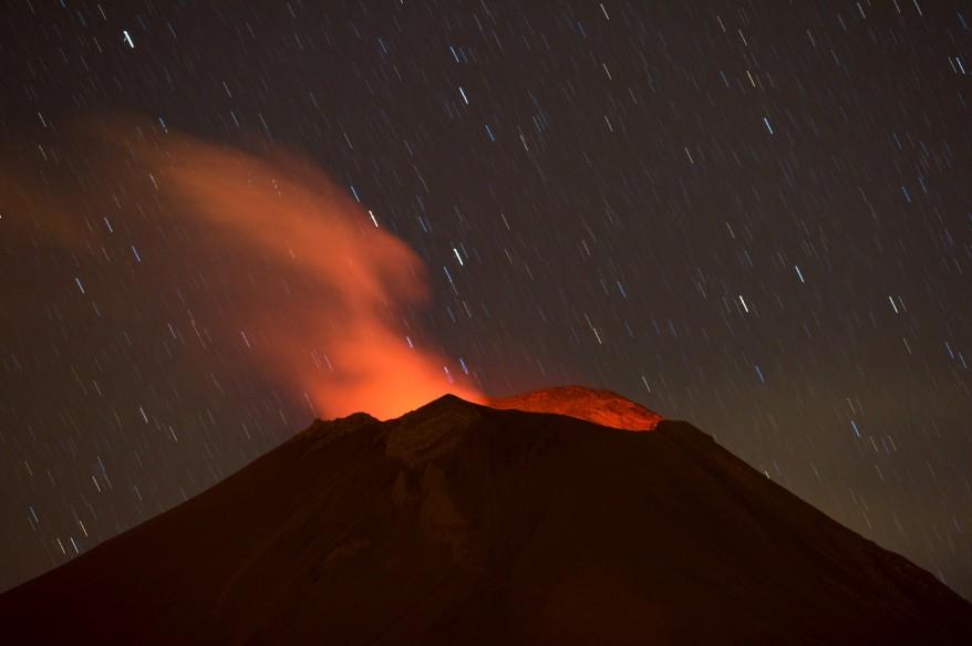 """Mexico Volcano"""