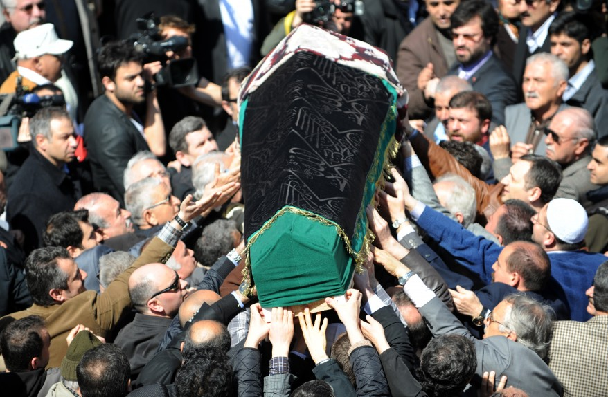 """Turkey Sultan Funeral"""