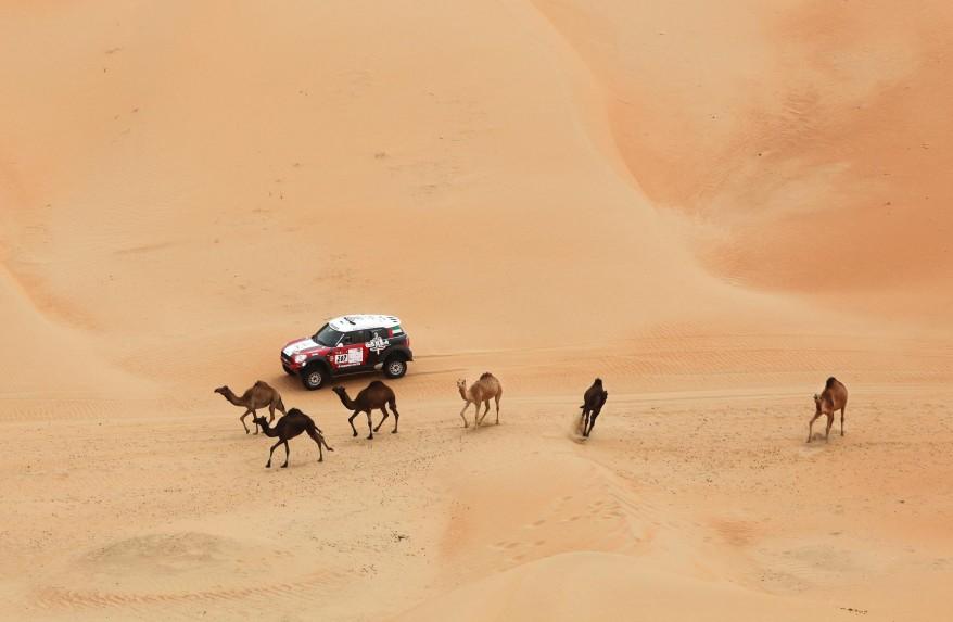 """""""UAE Desert Challenge"""""""