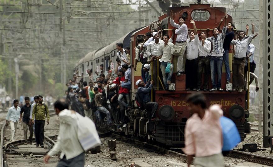 """India Train"""