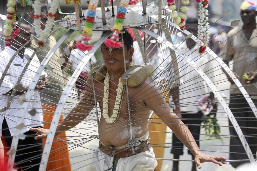 """Indonesia Hindu Festival"""