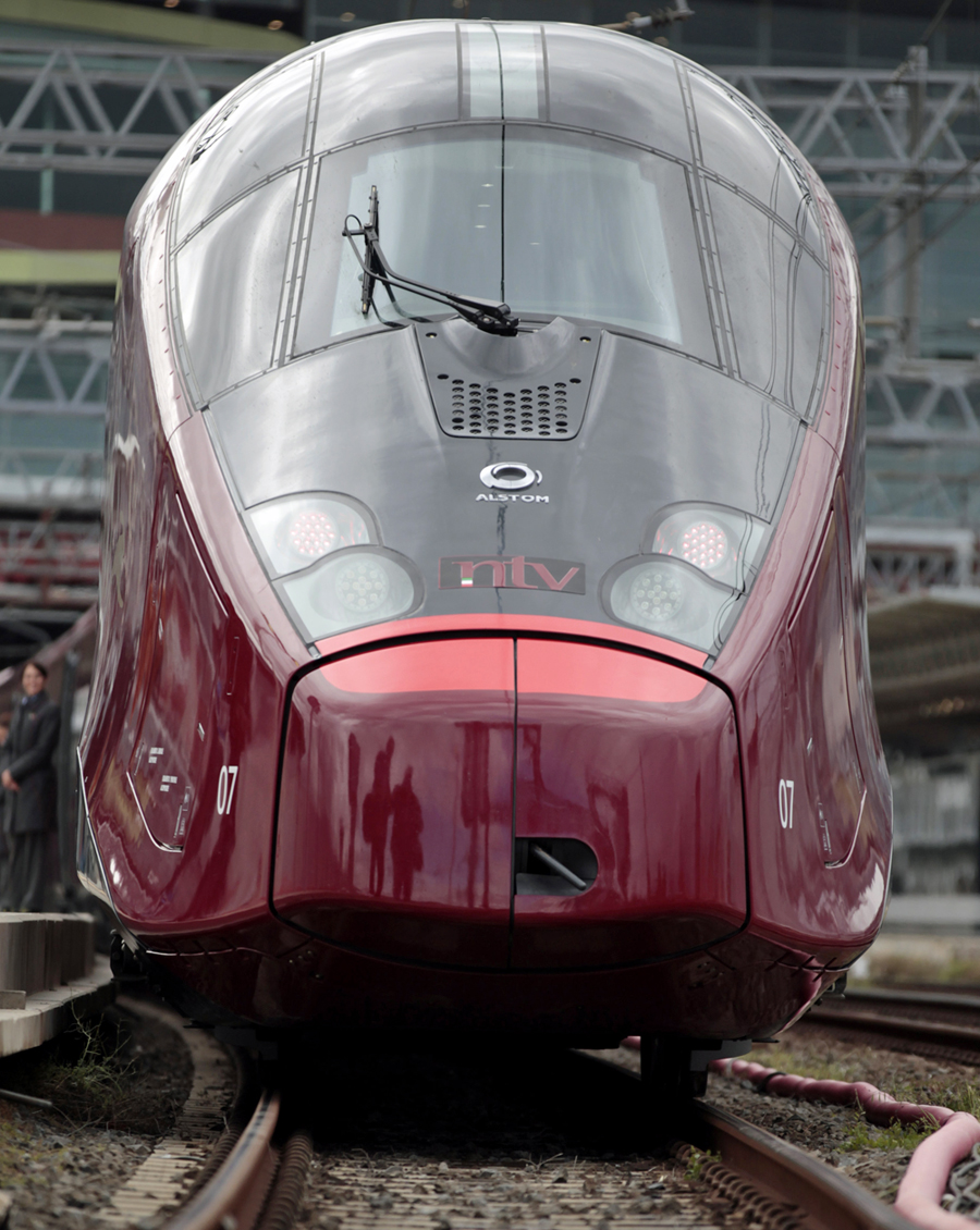 """Italy Private Rail"""