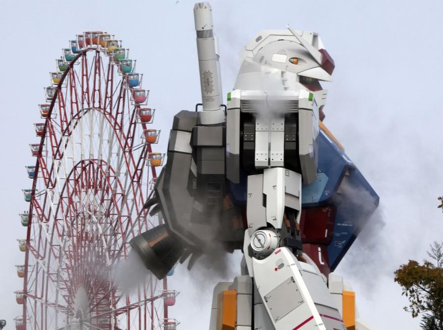 """""""Japan Gundam"""""""