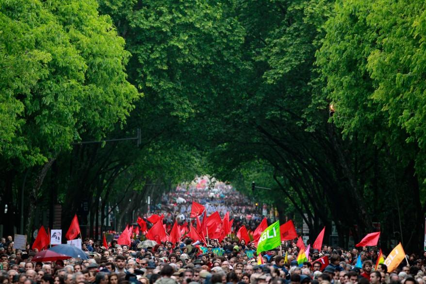 """Portugal Revolution Anniversary"""