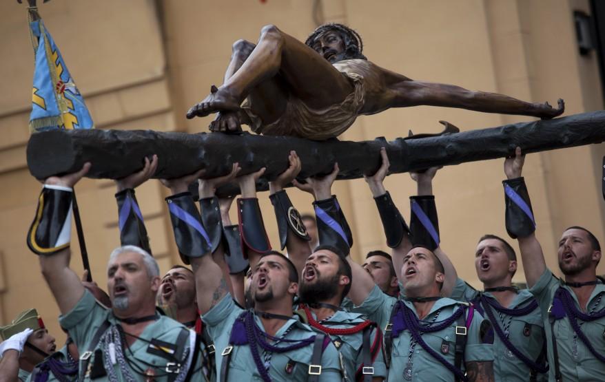 """""""Spain Holy Week"""""""