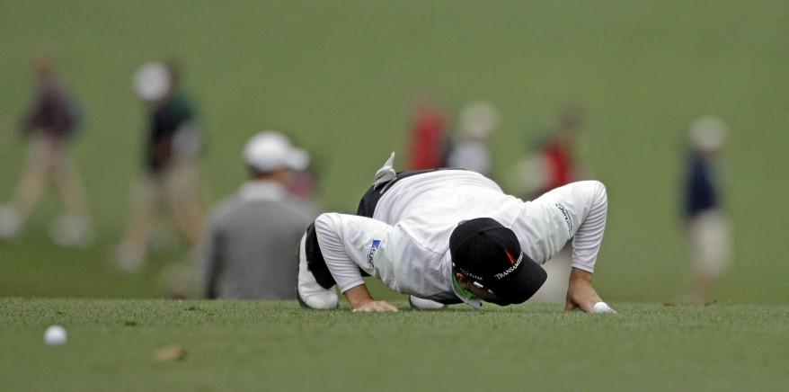 """Masters Golf"""