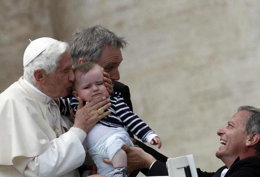 """""""Pope Benedict XVI"""""""