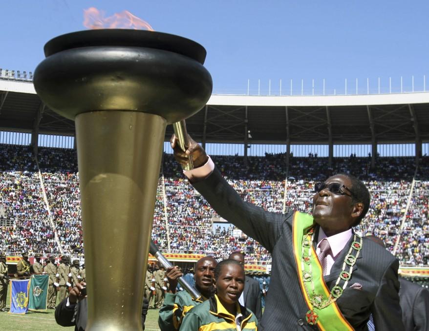 """""""Zimbabwe Mugabe"""""""