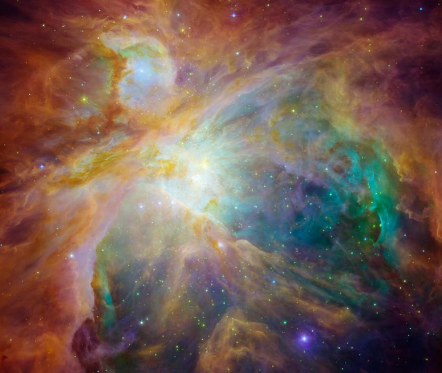 """""""NASA Baby Stars"""""""