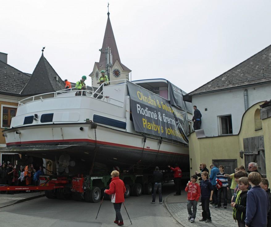 """Austria Boat"""