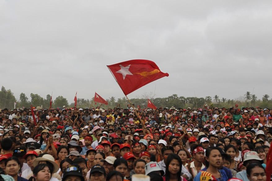 """Burma New Year"""