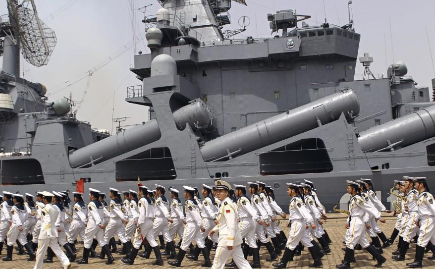 """China Navy"""