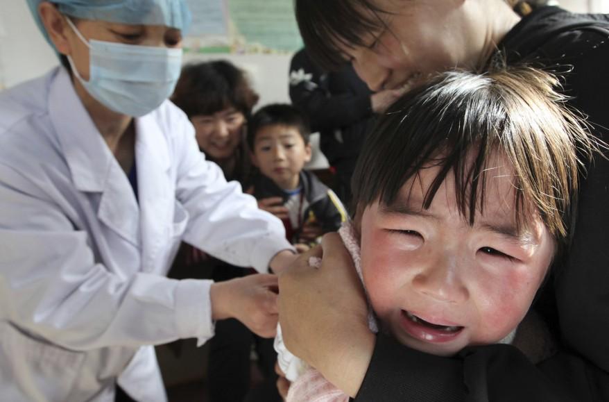 """China Vaccination"""