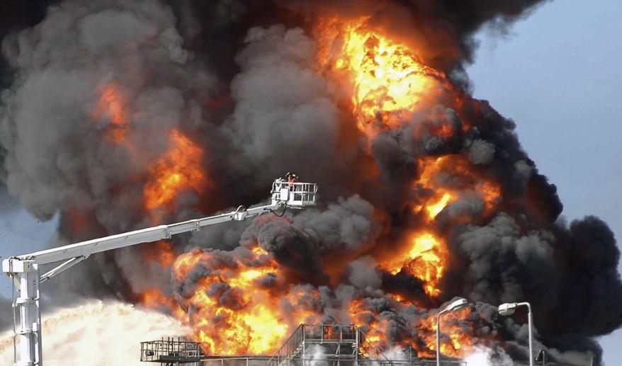 """Egypt suez Fire"""