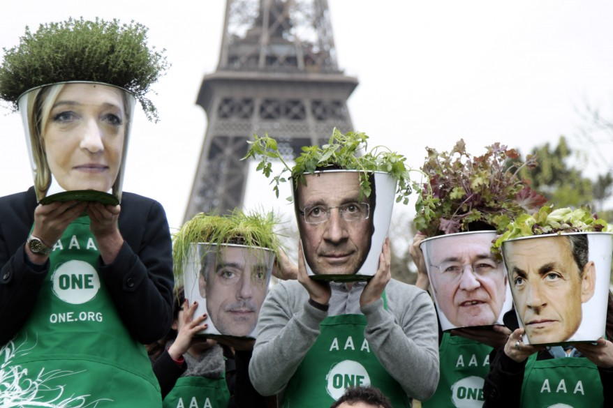 """France Election"""