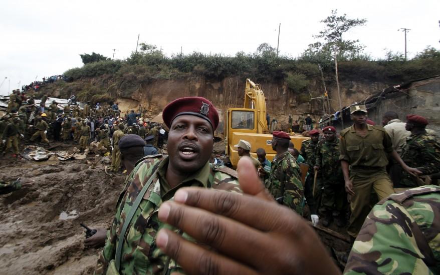 """""""Kenya Landslide"""""""