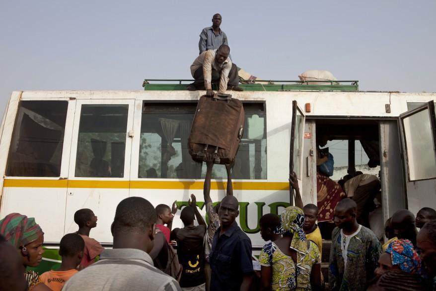 """""""Mali Unrest"""""""