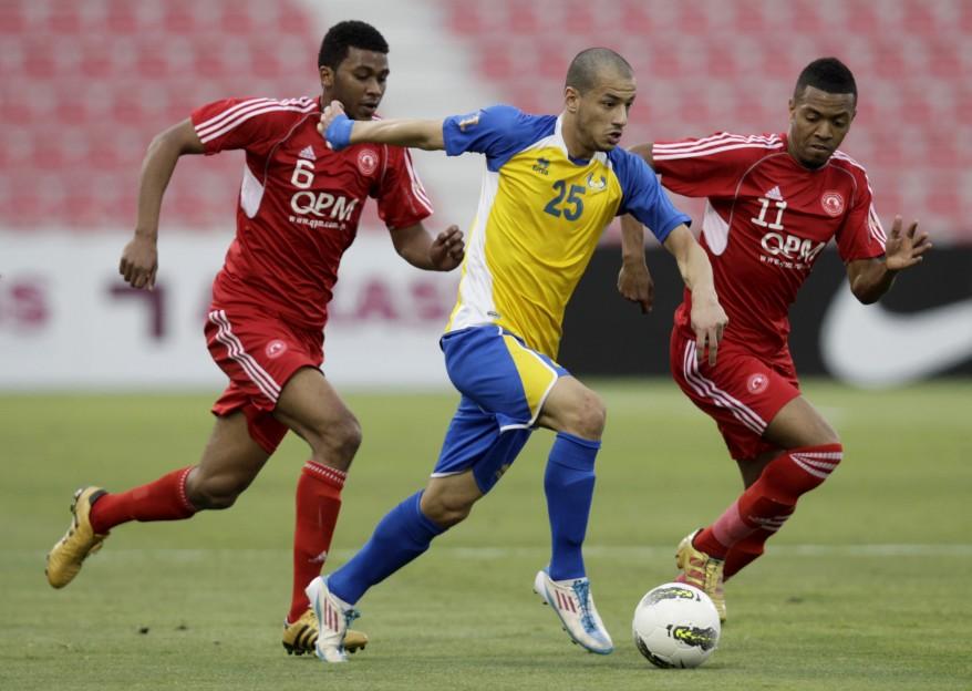 """Qatar Football"""