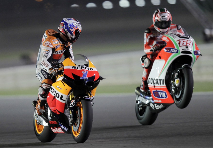 """Qatar MotoGP World Championship?"