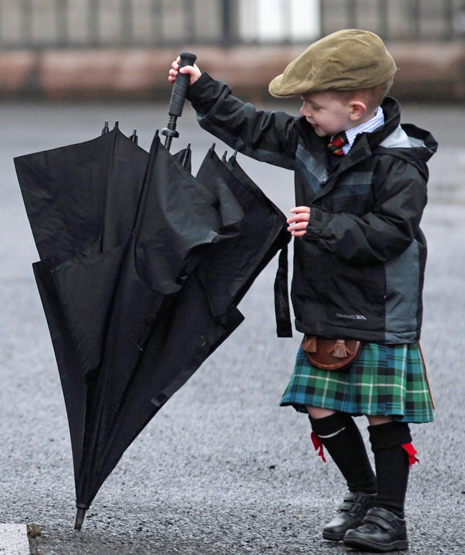 """""""Scotland Parade"""""""