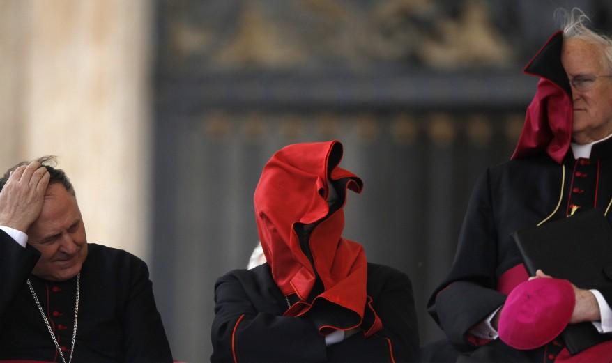 """""""Vatican Cardinals"""""""