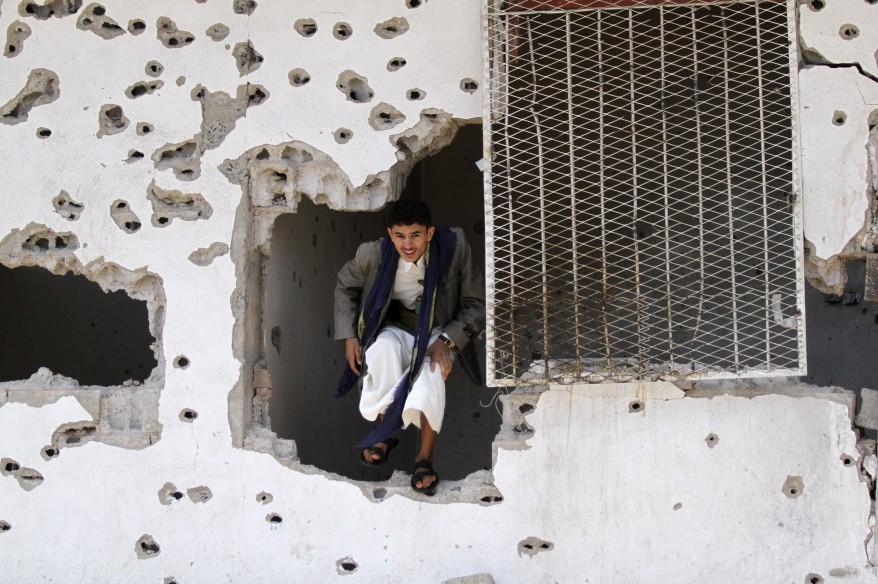 """Yemen Unrest"""