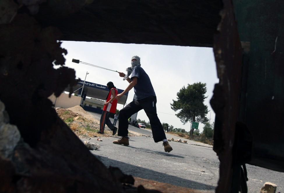 WBank Palestinians