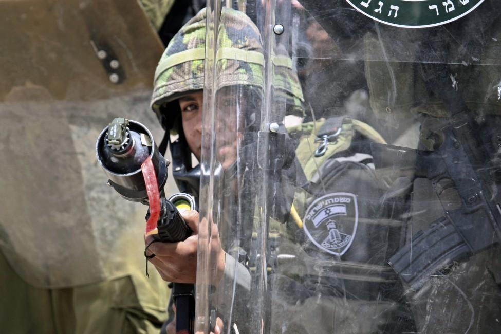 West Bank Israelis