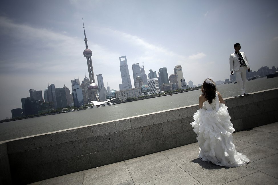 Bejing Wedding Photo