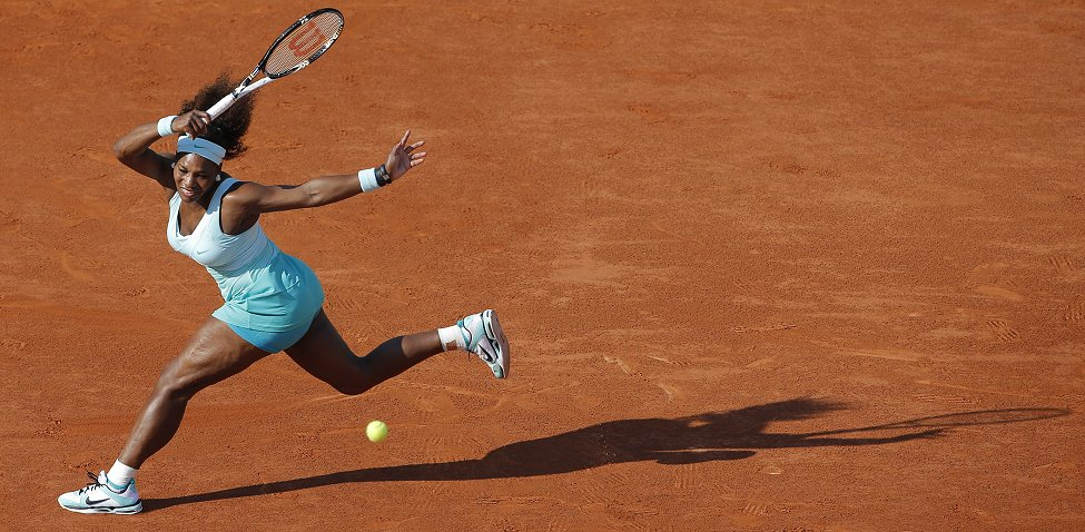 French Open Serena