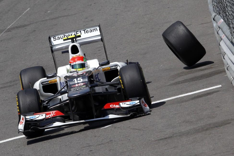 Monaco GP Tire