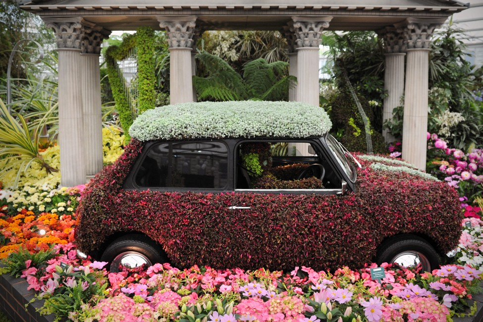 Britain Chelsea Flower Show