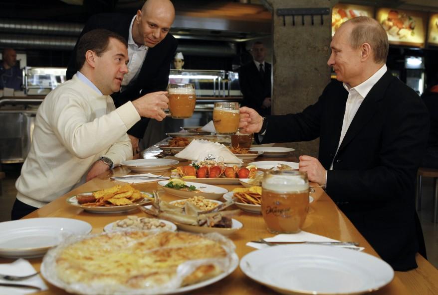 """""""Russia Putin, Medvedev"""""""