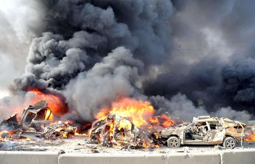 """Syria Blast"""