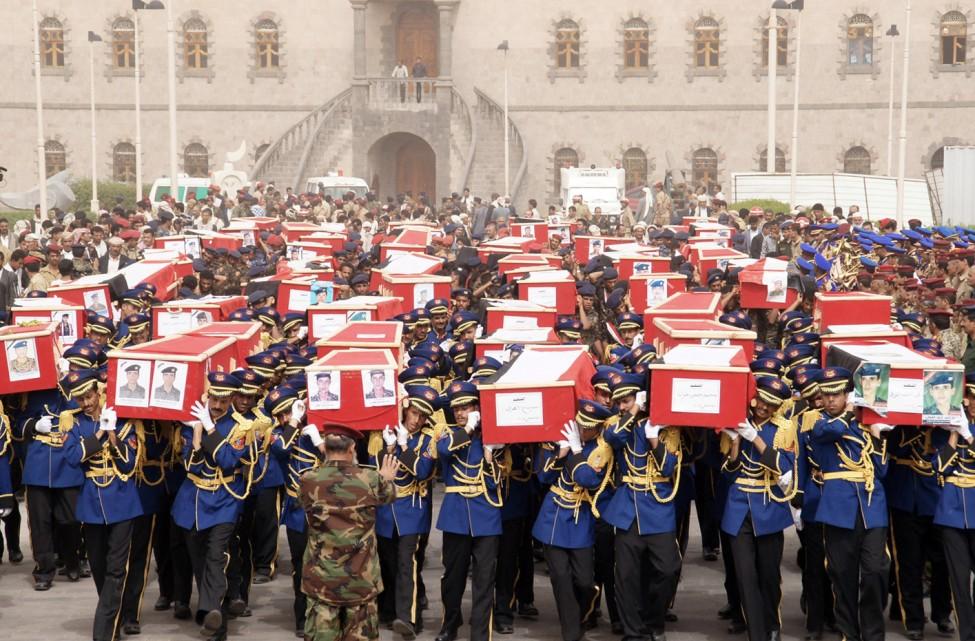 Yemen funeral
