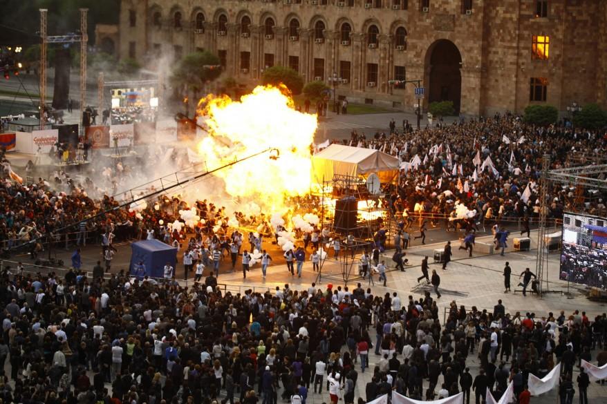 """Armenia Explosion"""