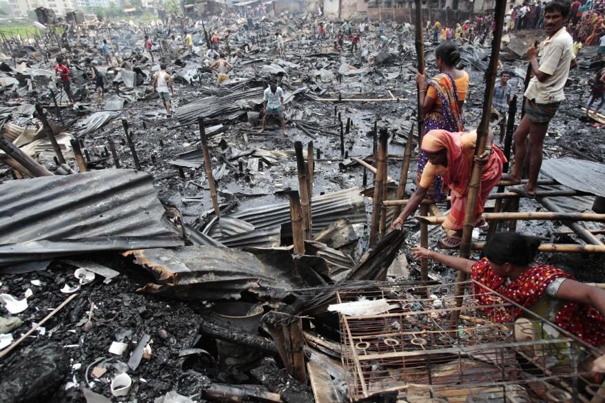 """Bangladesh Fire"""
